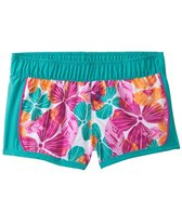 Roxy Girls' Jungle Time Floral Sport Boardshort (7yrs-16yrs)