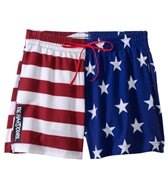 HARDCORESPORT Men's USA Bam Short
