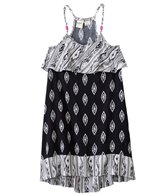 Roxy Girls' Rip Tide Hi-Lo Dress (7yrs-16yrs)