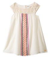 Roxy Girls' Crochet Tiki Flare Dress (6mos-24mos)