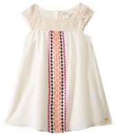 Roxy Girls' Crochet Tiki Flare Dress (2yrs-6X)