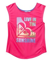 Roxy Girls' Active Sunshine Tee (7yrs-16yrs)