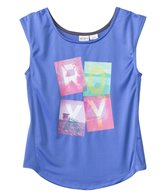 Roxy Girls' Active Overcast Tee (7yrs-16yrs)