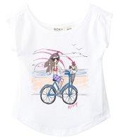 Roxy Girls' Wheelie S/S Tee (6mos-24mos)