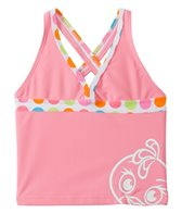 Angry Birds Stella Girls' Fly Girl Halter Tankini Top (4yrs-6X)