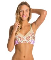 Seea Jamala Rose Petal Top