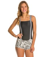 Seea Malibu Dot One Piece Swimsuit