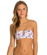 Billabong Kaia Floral Bustier Bikini Top