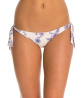 Billabong Kaia Floral Biarritz Tie Side Bikini Bottom