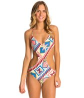 Billabong Geo Harmony One Piece Swimsuit