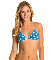 Billabong America Beautiful Triangle Bikini Top
