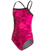 Sporti Polyester Explosion Thin Strap Swimsuit Youth
