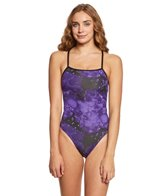 Sporti Polyester Explosion Thin Strap Swimsuit