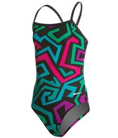 Sporti Spiffiez Head Trip Thin Strap Swimsuit Youth