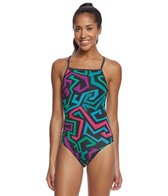 Sporti Spiffiez Head Trip Thin Strap Swimsuit