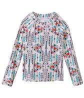 Billabong Girls' Surf Tribe L/S Rashguard (4yrs-14yrs)