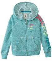 Billabong Girls' Skip to the Beat L/S Zip Up Hoodie (4yrs-14yrs)