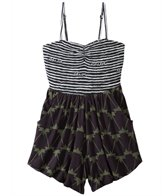 Billabong Girls' Make Believe Knit Romper (4yrs-14yrs)