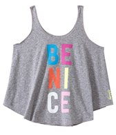 Billabong Girls' Just Like Us Scoop Tank (4yrs-14yrs)