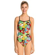 Angry Birds Don't Worry, Be Angry Thin Strap Swimsuit