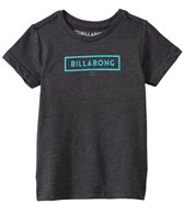 Billabong Boys' Menehune Branded S/S Tee (6mos-24mos)