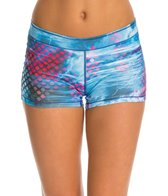 Speedo Turnz Might Strike Printed Swim Short