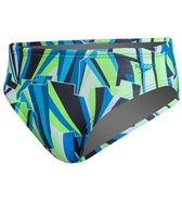 Speedo Turnz Build Me Up Printed Brief