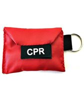 LINE2Design CPR Keychain With Gloves and Faceshield