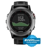 Garmin fenix 3 Multi-Sport GPS Watch