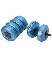 AquaBells Dumbbell Set Water Weights