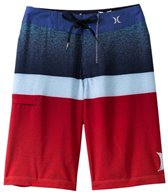Hurley Boys' Phantom Blocked Flight Boardshort (8yrs-16yrs)