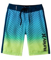 Hurley Boys' Scallop Boardshort (8yrs-16yrs)