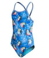 Dolfin Little Uglies Happy Feet Swimsuit (2T-6X)