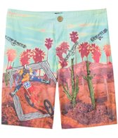 Tiger Joe Boys' Cactus Head Rider Boardshort (2yrs-10yrs)