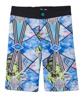 Tiger Joe Boys' Cosmic Jungle Boardshort (2yrs-10yrs)