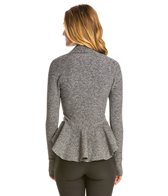 Beyond Yoga Peplum Back Jacket