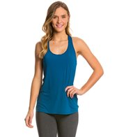 Beyond Yoga Sleek Stripe Split Racer Yoga Tank Top