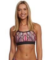 MPG Women's Volley Reversible Swim Top