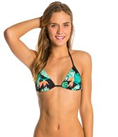 Roxy Beauty And Beyond Tiki Triangle Top