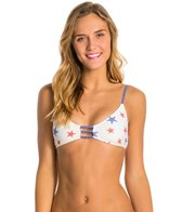 Roxy Americana Tall Triangle Top