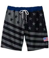 Volcom Men's Usalastic Swim Trunk