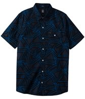 Volcom Men's Berry Short Sleeve Button Up Shirt