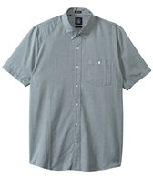 Volcom Men's Everett Oxford Short Sleeve Button Up Shirt
