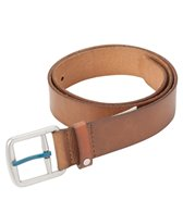 Volcom Men's Thrift Leather Belt