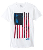Oakley Men's Old Glory Short Sleeve Tee