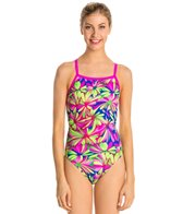Waterpro Pom Poms One Piece Swimsuit