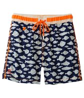 Ramatuelle Bahama Fish Swim Trunk