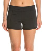 Girls4Sport Women's Solid Swim Short