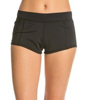 Girls4Sport Women's Solid Boyshorts
