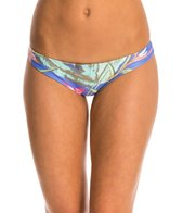 Stone Fox Swim Blue Ginger Cai Bikini Bottom